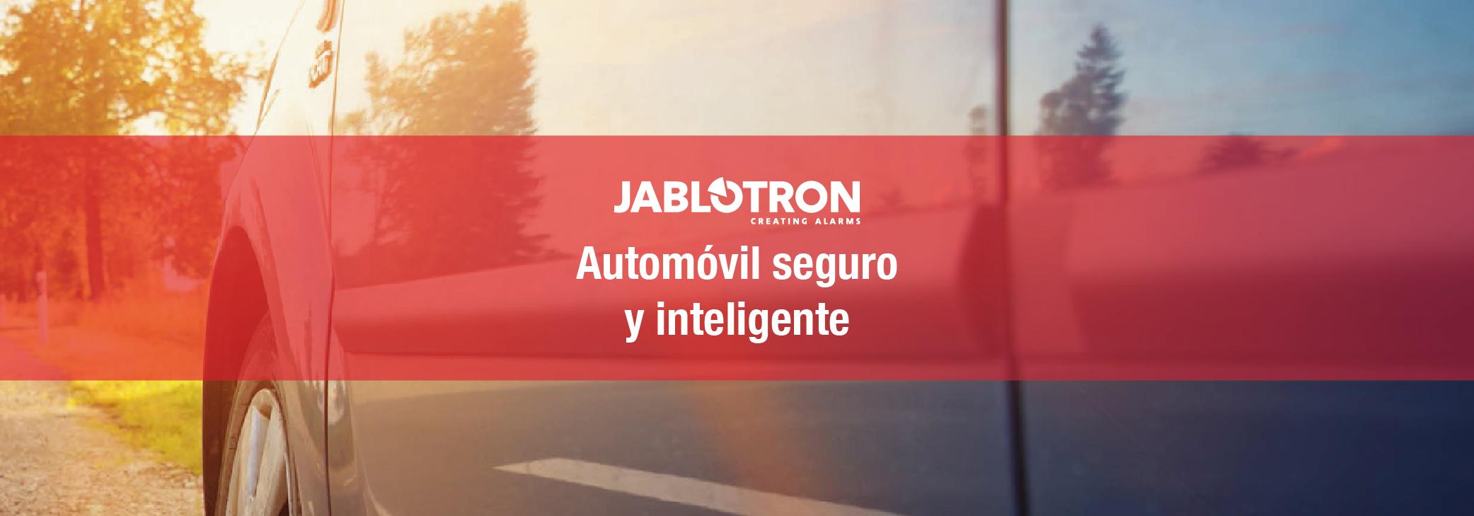 Jablotron | Automóvil seguro y inteligente