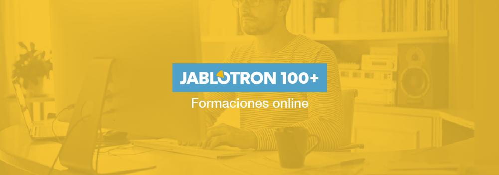 Jablotron 100+   Formaciones online